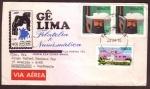 Stamps : America : Brazil :  Ge Lima Filatelia e Numismática