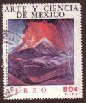 Stamps : America : Mexico :  Arte y Ciencia de México