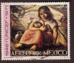 Stamps : America : Mexico :  UNICEF