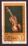 Stamps : Europe : Germany :  Musikinstrumente der Volker