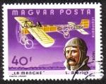 Stamps Hungary -  La Mancha