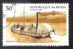 Sellos del Mundo : Africa : Benin : Charlotte 1802