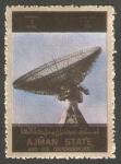 Sellos del Mundo : Asia : Emiratos_Árabes_Unidos : Ajman - Historia del espacio