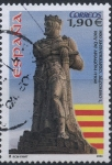 Stamps Spain -  ESPAÑA 4127.02 900º ANIV. DE LA PROCLAMACION DE ALFONSO I EL BATALLADOR COMO REY DE ARAGON