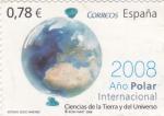 Stamps Spain -  2008 Año Polar Internacional (12)