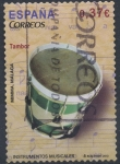 Stamps of the world : Spain :  ESPAÑA 2013 TAMBOR