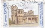 Sellos de Europa - España -  Patrimonio Mundial de la Humanidad- Iglesia de San Vicente(Avila)  (12)