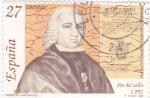 Stamps Spain -  Conde de Campoamores- (12)