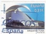 Stamps Spain -  Auditorio de Santa Cruz de Tenerife (12)