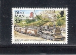 Sellos del Mundo : Europa : Isla_de_Man : Máquina de vapor