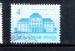 Sellos de Europa - Hungría -  Castillo Batthyany, Körmend