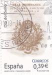 Sellos de Europa - España -  Museo Postal y Telegráfico-Día del sello (12)