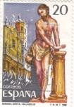 Stamps Spain -  Semana Santa Valladolid  (12)