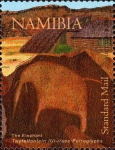 Stamps Africa - Namibia -  NAMIBIA -  Twyfelfontein or /Ui-//aes