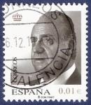 Stamps Spain -  Edifil 4360 Serie básica 5 Juan Carlos I 0,01 (2)