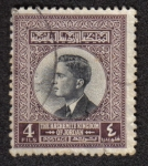 Stamps Jordan -  El Reino Hachemita de Jordania, Rey Hussein