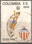 Sellos de America - Colombia -  FUTBOL.  ATLETICO  JUNIOR.
