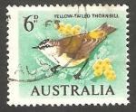 Stamps Australia -  Pájaro