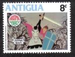 Sellos de America - Antigua y Barbuda -  Sleepin Beauty