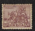 Sellos del Mundo : Asia : India : Konarak Horse