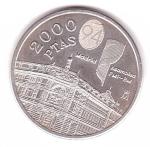 monedas de Europa - España -  asamblea FMI-BM