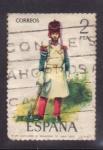 Sellos de Europa - España -  zapador de infanteria de 1821