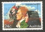 Stamps Australia -  762 - Personajes símbolos de la historia de Australia
