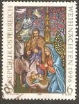 Stamps Austria -  NAVIDAD