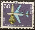 Sellos de Europa - Alemania -  Exposición Internacional de Transporte en Munich en 1965.