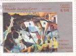 Sellos de America - Panamá -  Tratado  Torrijos-Carter 1977-1997