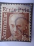 Sellos de America - Estados Unidos -  USA. Periodista: Ernie Pyle