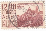 Stamps : America : Mexico :  Arquitectura Colonial