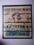 Stamps of the world : Spain :  Ed. 2125- Europa-CEPT - Mosaico Romano (Merida)