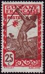 Sellos del Mundo : America : Guayana_Francesa : SG 125
