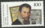 Stamps Germany -  Monteverdi