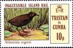 Sellos de Europa - Reino Unido -  REINO UNIDO - Reserva de fauna salvaje de la isla Gough e Isla Inaccesible