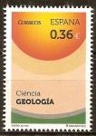 Sellos del Mundo : Europa : España : Ciencia.Geología.