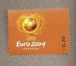 Stamps Portugal -  Futbol UEFA 2004