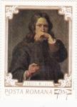 Stamps Romania -  Pintura- retrato