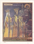 Sellos de Europa - Rumania -  retrato familia real