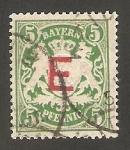 Stamps Germany -  2 - Escudo de armas