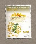 Sellos de Europa - Grecia -  Alimentos de Grecia