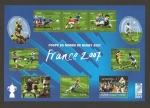 Sellos del Mundo : Europa : Francia :  Copa Mundial de Rugby 2007