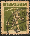 Stamps : Europe : Switzerland :  timbre, stamps,  helvetia, switzerland.rare