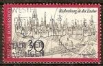 Sellos de Europa - Alemania -  Rothenburg ob der Tauber.
