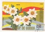 Stamps : Africa : Equatorial_Guinea :  Dryas Octopétala