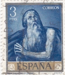 Stamps of the world : Spain :   SAN ONOFRE (Ribera)  (13)
