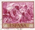 Sellos de Europa - España -   Y AÚN DICEN...(Sorolla) (13)
