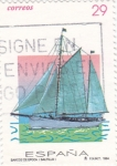 Stamps Spain -  BARCO DE EPOCA (13)