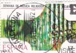 Stamps Spain -  SEMANA DE MÚSICA RELIGIOSA (13)
